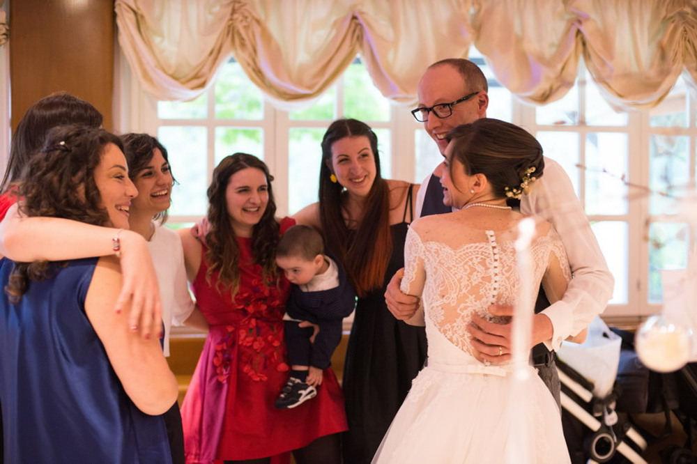 fotografia matrimonio parenti amici 4