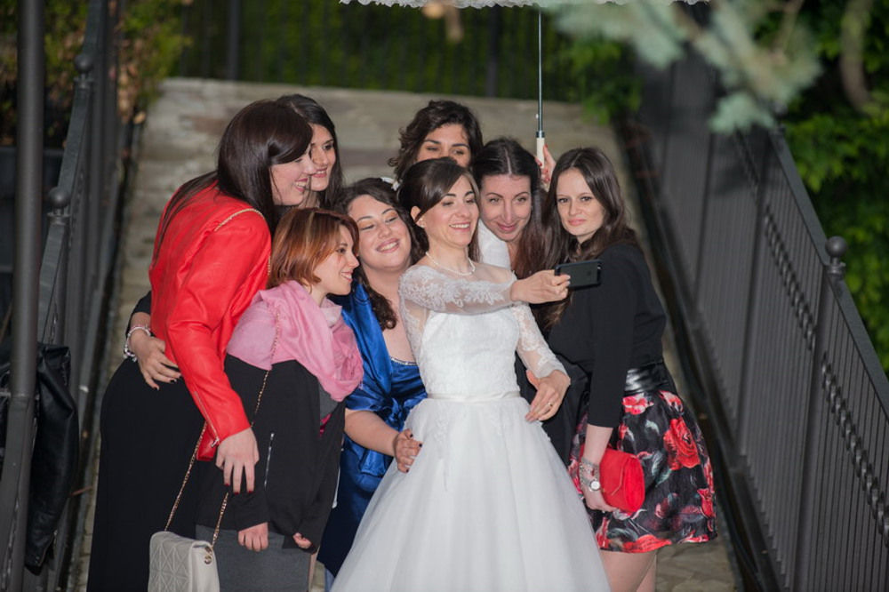 fotografia matrimonio parenti amici 5