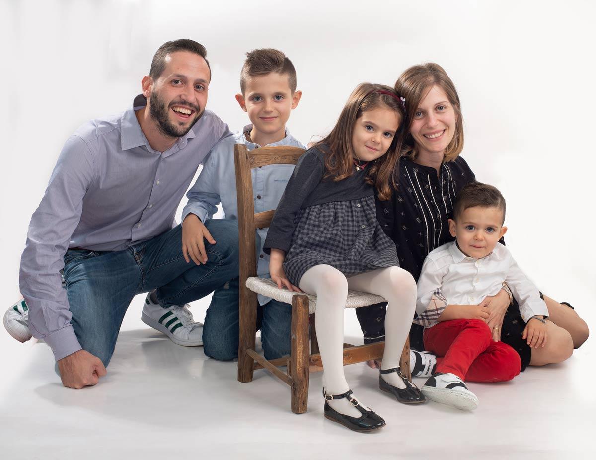 fotografia professionale famiglia oggiono 1