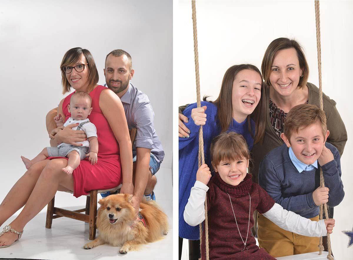 fotografia professionale famiglia oggiono 2
