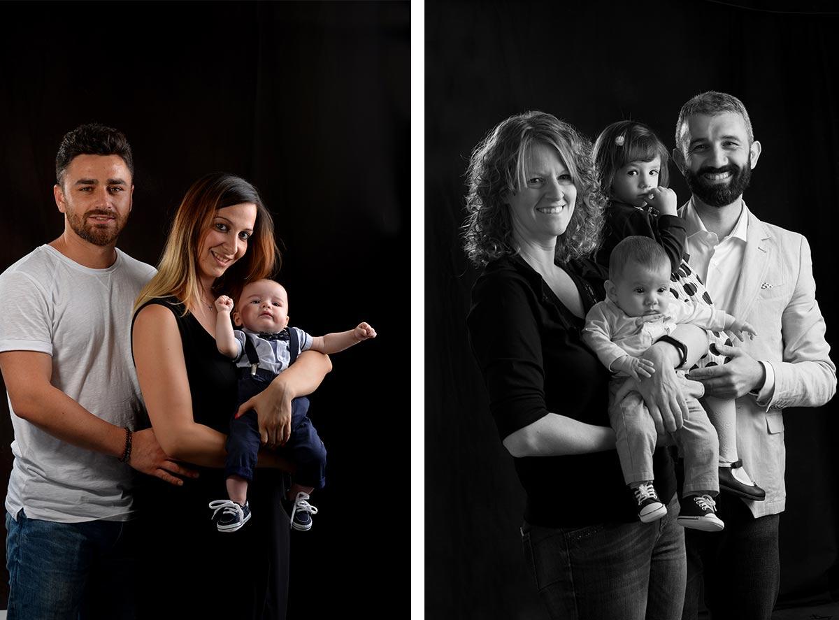 fotografia professionale famiglia oggiono 5