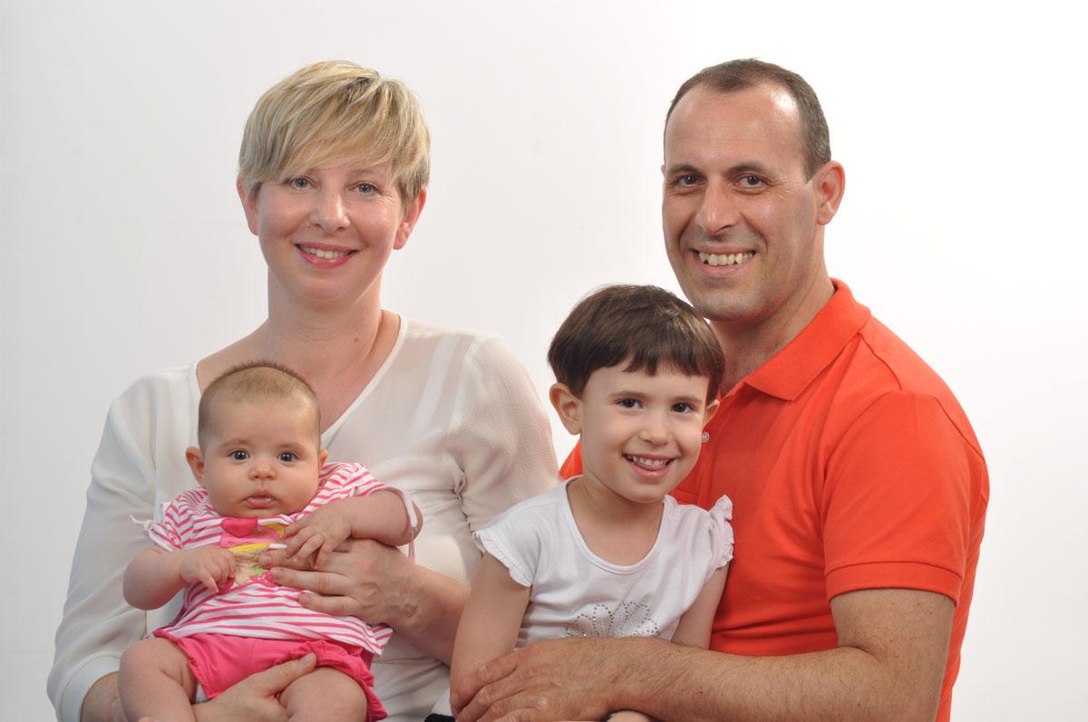 fotografia professionale famiglia oggiono 7