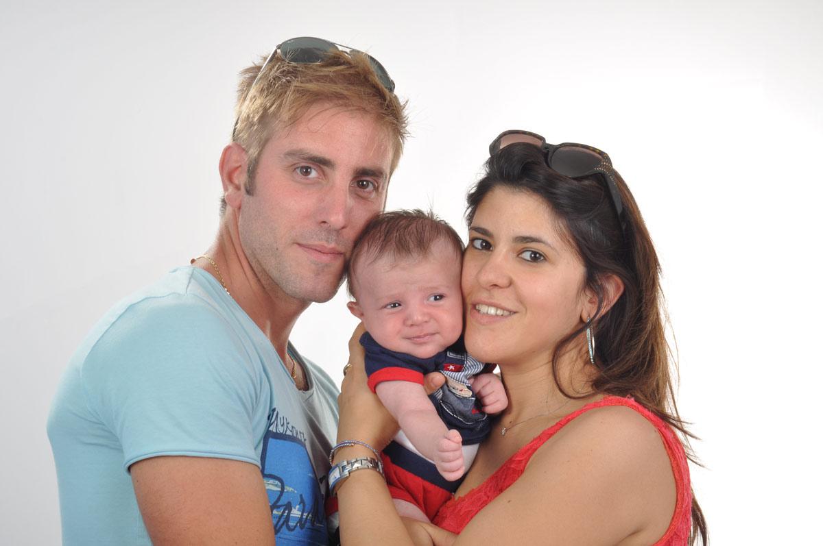 fotografia professionale famiglia oggiono 8